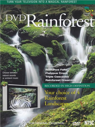Sounds of the earth - Rainforest - DVD - thumb - MediaWorld.it