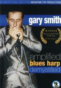 Smith, Gary-Amplified Blues Harp De - DVD - thumb - MediaWorld.it