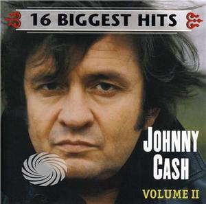 Cash,Johnny - Vol. 2-16 Biggest Hits - CD - MediaWorld.it