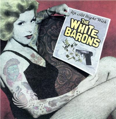 White Barons - Up All Night W/The - CD - thumb - MediaWorld.it