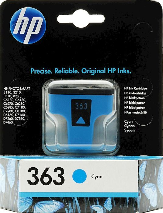 HP 363 Ciano - thumb - MediaWorld.it