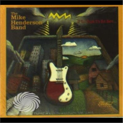 Henderson,Mike - If You Think It's Hot Here - CD - thumb - MediaWorld.it