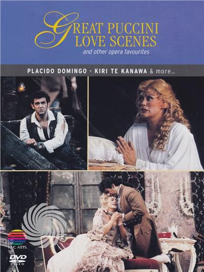 Giacomo Puccini - Great Puccini love scenes and other opera favourites - DVD - thumb - MediaWorld.it