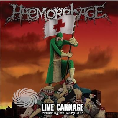 Haemorrhage - Live Carnage: Feasting On Maryland - CD - thumb - MediaWorld.it