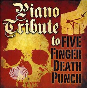 Five Finger Death Punch Tribute - Piano Tribute To Five Finger Death Punch - CD - thumb - MediaWorld.it