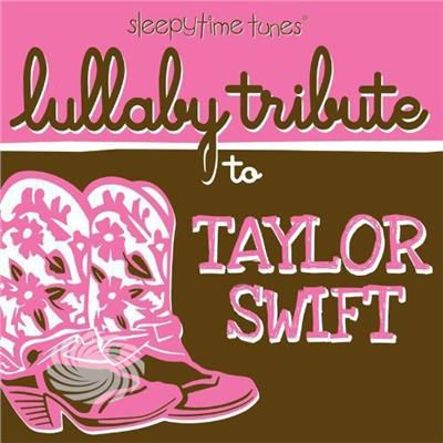 Swift,Taylor Tribute - Lullaby Tribute To Taylor Swift - CD - thumb - MediaWorld.it