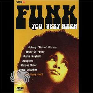 Funk You Very Much / Various-Funk Y - DVD - thumb - MediaWorld.it