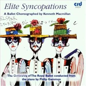 Gammon,Phillip & The Orchestra - Elite Syncopations: Music By - CD - thumb - MediaWorld.it