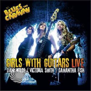 Wilde/Fish/Smith - Girls With Guitars Live - CD - thumb - MediaWorld.it