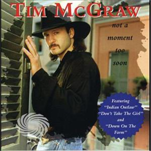 Mcgraw,Tim - Not A Moment Too Soon - CD - thumb - MediaWorld.it