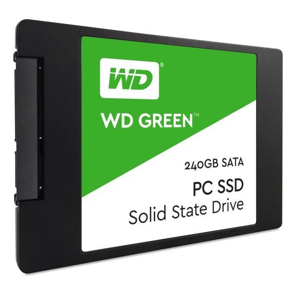 WESTERN DIGITAL WD GREEN 3D NAND - thumb - MediaWorld.it