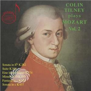 Tilney,Colin - Colin Tilney Plays Mozart Vo - CD - thumb - MediaWorld.it