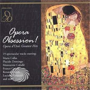 Opera Obsession-Opera D'Oro's Greatest Hits - Opera Obsession Act I - CD - MediaWorld.it