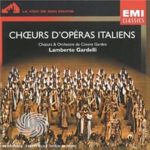 Gardelli,Lamberto & Covent Ga - Choeurs D'Operas Italiens - CD - thumb - MediaWorld.it