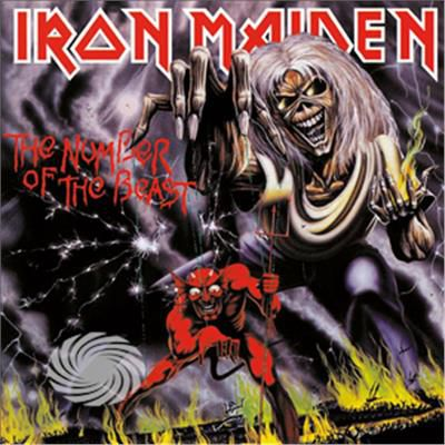 Iron Maiden - Number Of The Beast - CD - thumb - MediaWorld.it