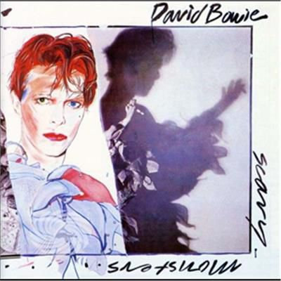 Bowie,David - Scary Monsters - CD - thumb - MediaWorld.it