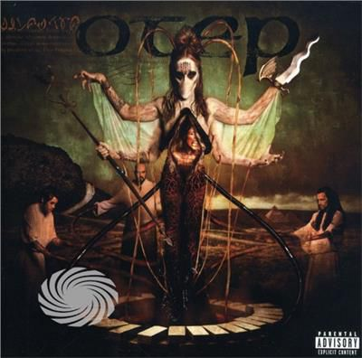 Otep - Sevas Tra - CD - thumb - MediaWorld.it