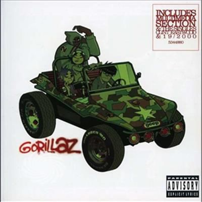 Gorillaz - Gorillaz (Int'L Edition) - CD - thumb - MediaWorld.it
