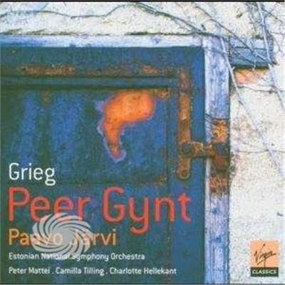 Jarvi,Paavo - Grieg: Peer Gynt - CD - thumb - MediaWorld.it