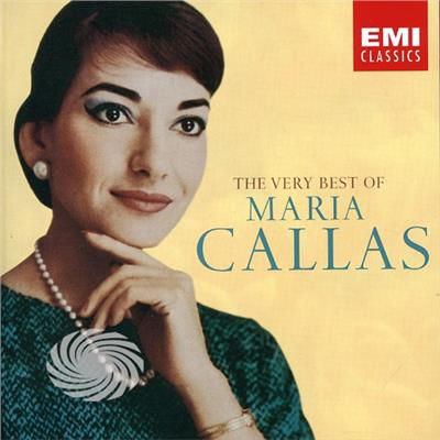 Callas,Maria - Very Best Of Singers Serie - CD - thumb - MediaWorld.it
