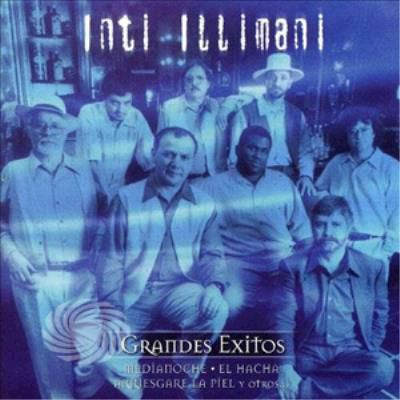 Inti Illimani - Serie De Oro - CD - thumb - MediaWorld.it