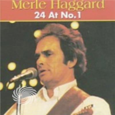 Haggard,Merle - Twenty-Four At Number One - CD - thumb - MediaWorld.it
