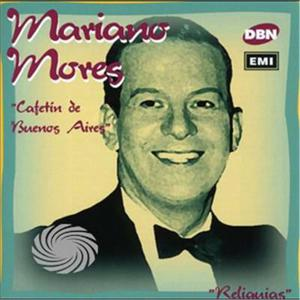 Mores,Mariano - Cafetin De Buenos Aires - CD - thumb - MediaWorld.it