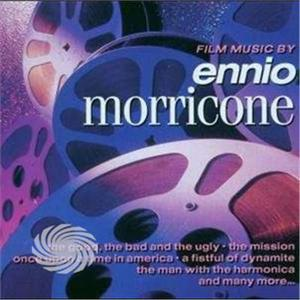 Morricone,Ennio - Film Music By Ennio Morricone - CD - thumb - MediaWorld.it