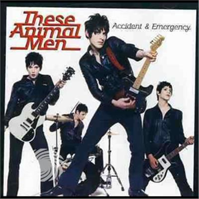 These Animal Men - Accident & Emergency - CD - thumb - MediaWorld.it