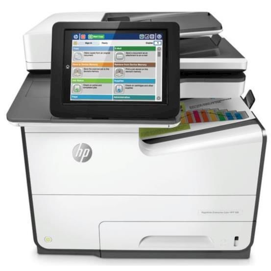 HP PW ENTERPRISE COLOR MPF 586DN - thumb - MediaWorld.it