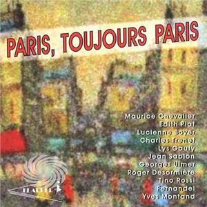 V/A - Paris Toujours Paris - CD - thumb - MediaWorld.it