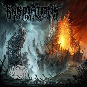 Annotations Of An Autopsy - Reign Of Darkness - CD - thumb - MediaWorld.it