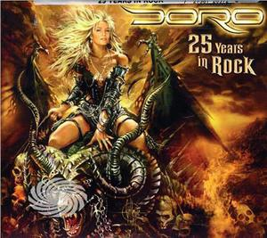 Doro - DORO - 25 YEARS IN ROCK - DVD - MediaWorld.it