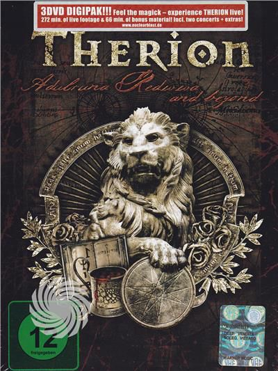 Therion - Therion - Adulruna rediviva and beyond - DVD - thumb - MediaWorld.it