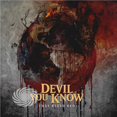 Devil You Know - They Bleed Red - CD - thumb - MediaWorld.it