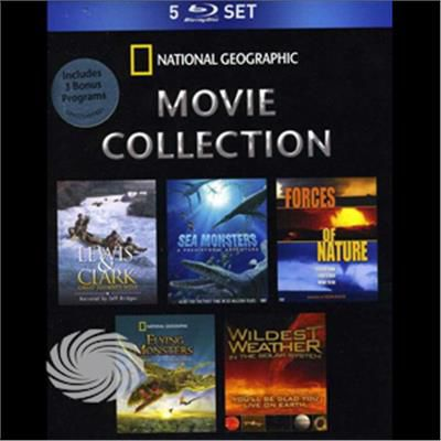 Blu- National Geographic Movie Collectio - Blu-Ray - thumb - MediaWorld.it