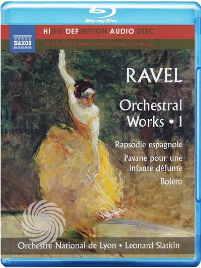Maurice ravel - Orchestral works 1 - Blu-Ray - thumb - MediaWorld.it