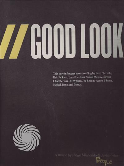 Good look - DVD - thumb - MediaWorld.it