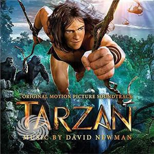 Newman,David - Tarzan - CD - thumb - MediaWorld.it