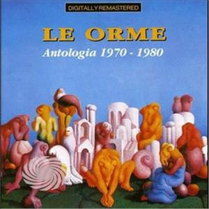 Le Orme - Antologia 1970-80 - CD - MediaWorld.it