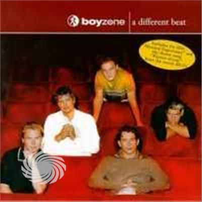 BOYZONE - A DIFFERENT BEAT -RE-RELE - CD - thumb - MediaWorld.it