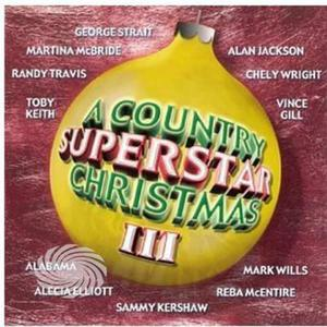Country Superstar Christmas - Vol. 3-Country Superstar Chris - CD - thumb - MediaWorld.it