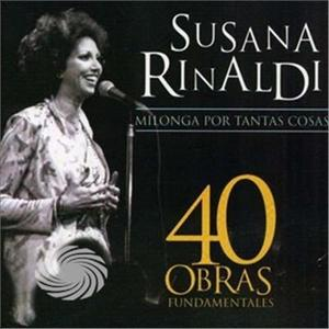 Rinaldi,Susana - 40 Obras Fundamentales - CD - thumb - MediaWorld.it