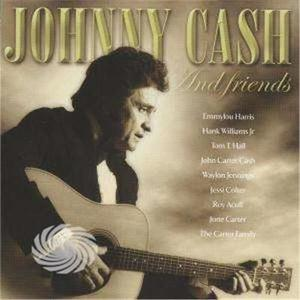 Cashjohnny - Johnny Cash & Friends - CD - thumb - MediaWorld.it