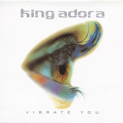 KING ADORA - KING ADORA VIBRATE YOU - CD - thumb - MediaWorld.it