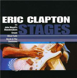 Clapton,Eric - Stages - CD - thumb - MediaWorld.it