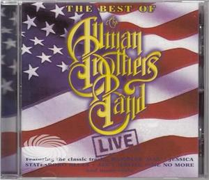Allman Brothers Band - Best Of Live - CD - thumb - MediaWorld.it