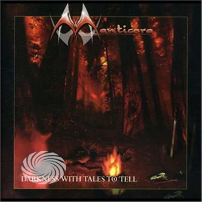 Manticora - Darkness With Tales To Tell - CD - thumb - MediaWorld.it