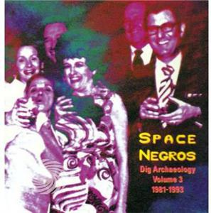 Space Negros - Integrate With Cosmic Beings - CD - thumb - MediaWorld.it