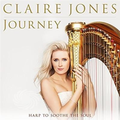 Jones,Claire - Journey: Harp To Soothe The Soul - CD - thumb - MediaWorld.it